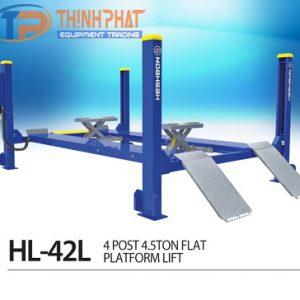 cầu nâng 4 trụ HL-42F